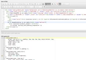 ASA 2 template editor