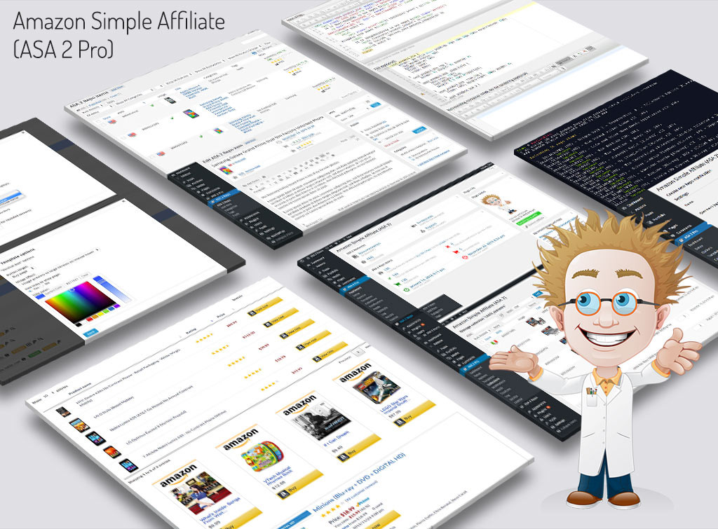 Amazon Simple Affiliate (ASA 2) - Affiliate Plugin for WordPress